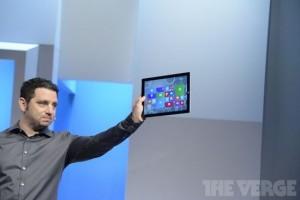 Surface Pro 3发布会