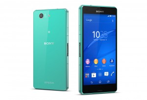 Xperia Z3 Compact绿色