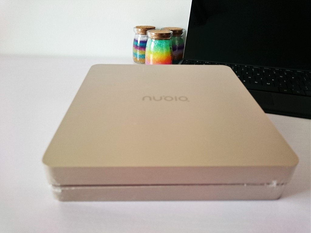 Nubia Z9包装