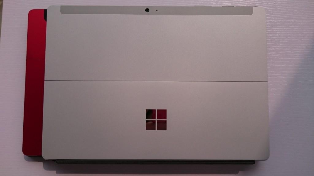 Remix平板和Surface 3大小对比