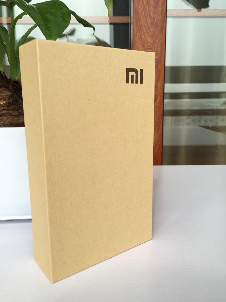 红米Note 2包装