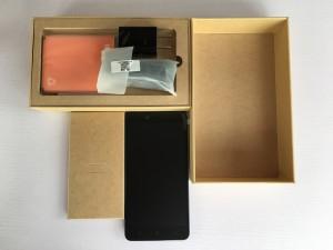 红米Note 2包装详细