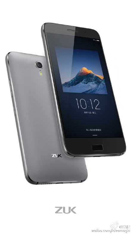 ZUK Z1设计