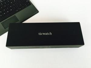 Ticwatch包装