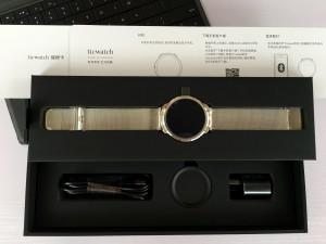 Ticwatch包装内容
