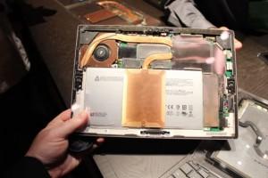 Surface Pro 4散热系统