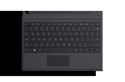 Surface 3键盘