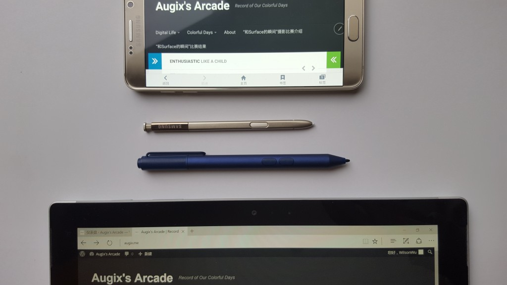 Surface Pen 3   V.S   S Pen