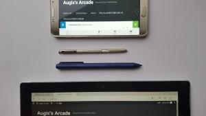 Surface Pen 3 vs Spen