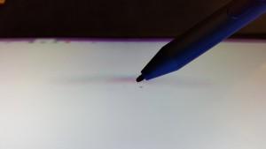 Surface笔偏移