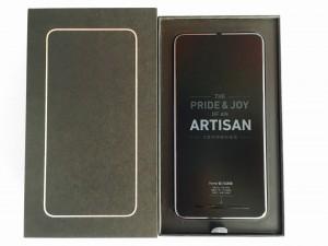 Smartisan T2手机包装