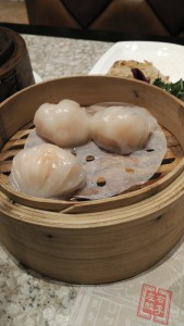 这个水晶虾饺好吃!好吃!!好吃!!(因为很重要ry