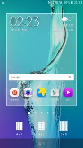 Note5屏幕网格
