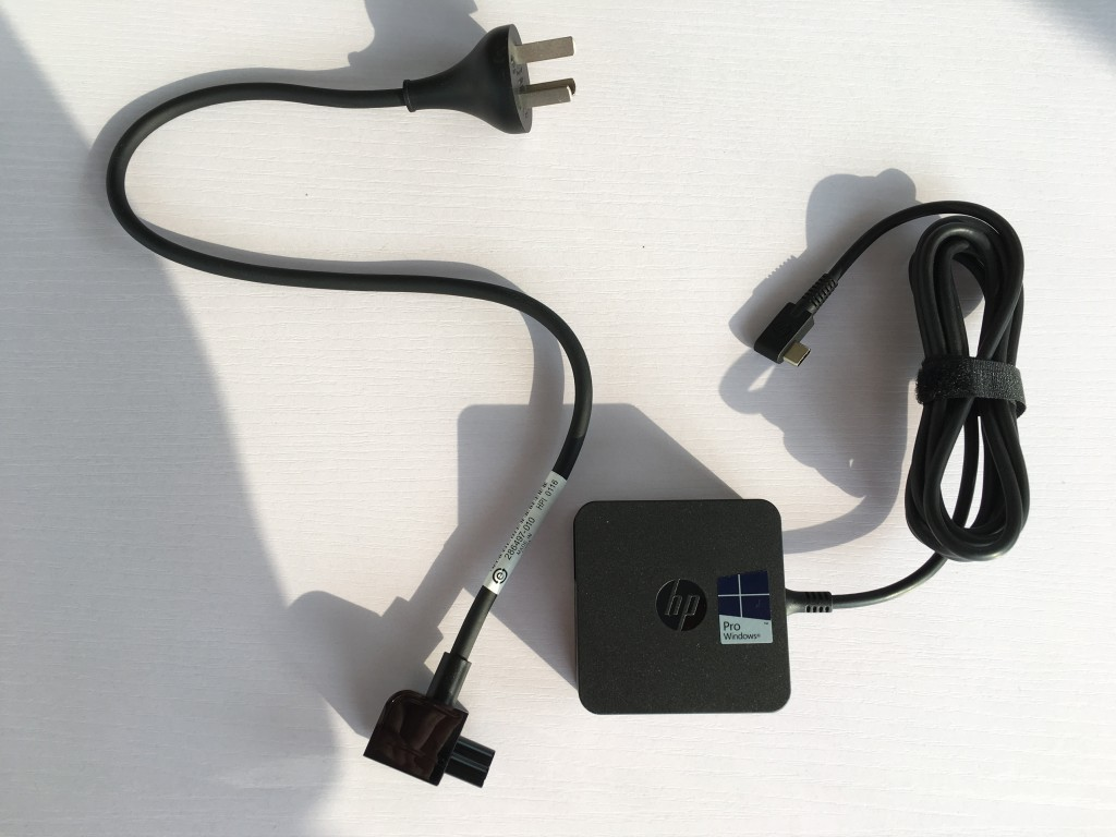 惠普Elite x2 1012 G1电源适配器