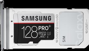 三星Galaxy S7 edge卡托(单SIM卡+micro SD扩展存储卡)