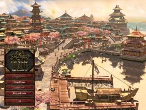 帝国时代3画面