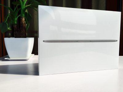 MacBook 12包装