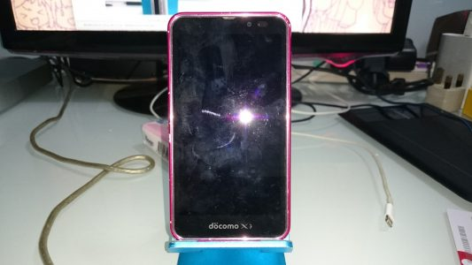 Smartphone for Junior 夏普SH-03F