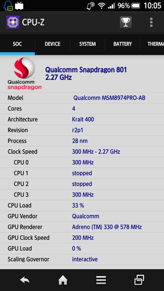 CPU-Z配置表(1)