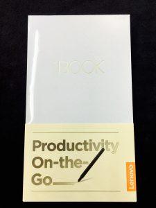 Yoga Book包装