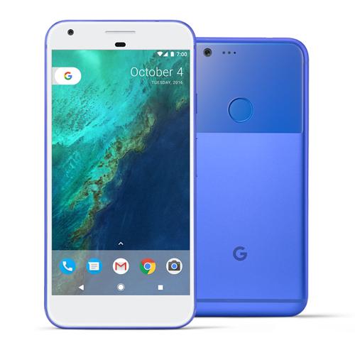 Google Pixel蓝色版本