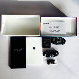 Xperia XZ包装内容