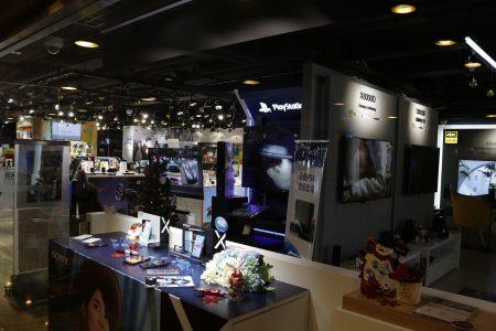 Sony专卖店