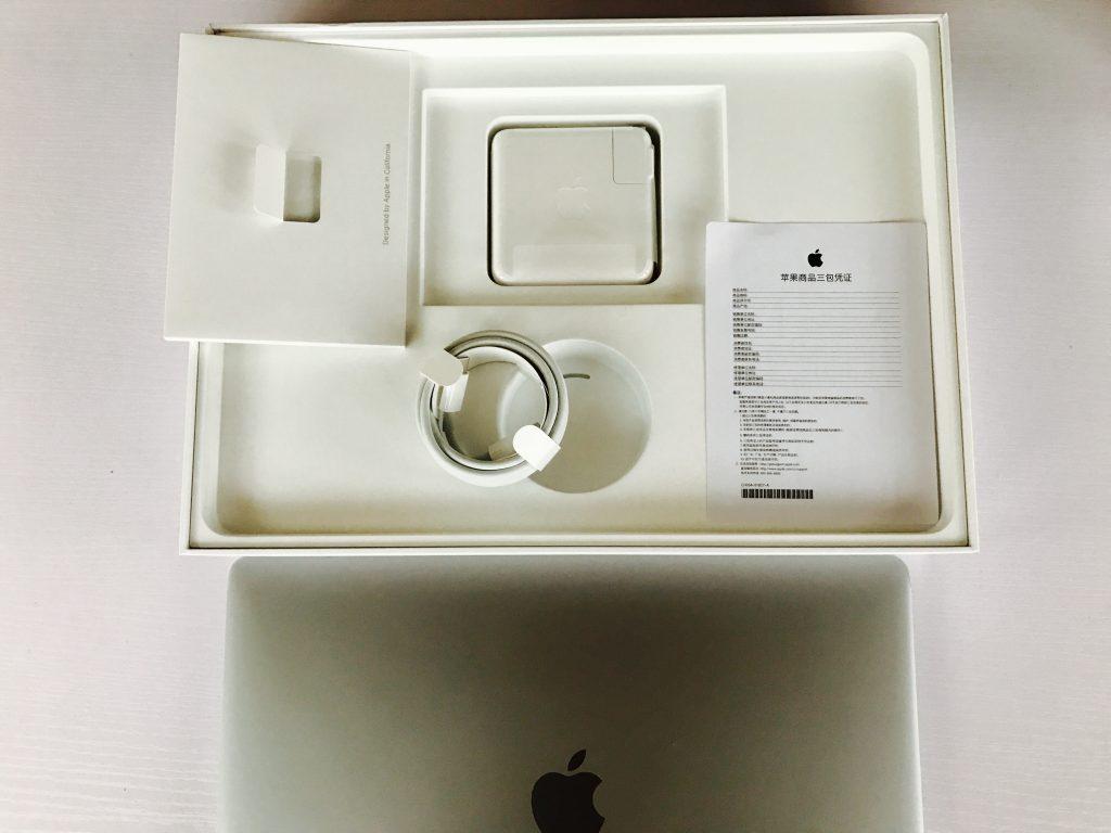 MacBook Pro 13包装内容
