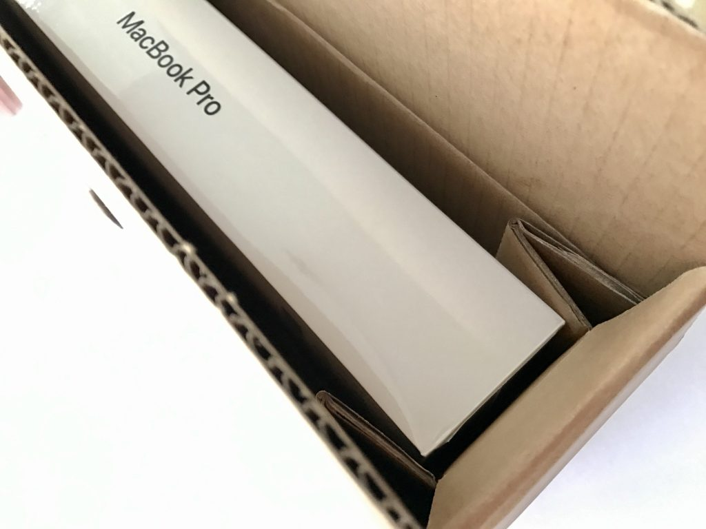 MacBook Pro 13包装