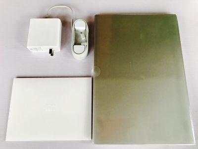 小米笔记本包装内容