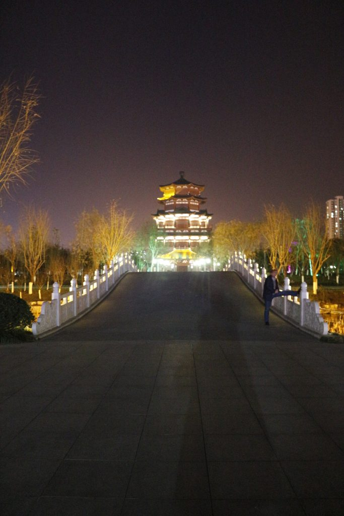 Canon 100D夜间拍摄样张