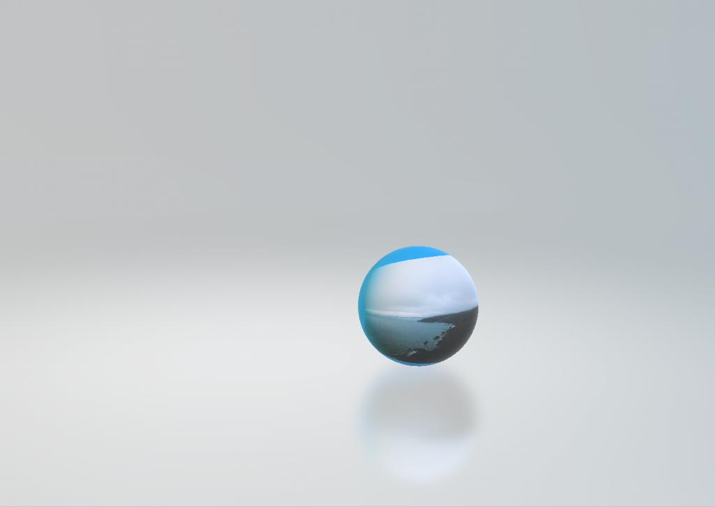 Paint3D-将图片贴到3D图形上-预览