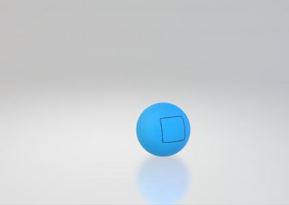 Paint3D-将2D图形贴到3D图形-预览
