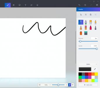 Paint3D-2D画笔