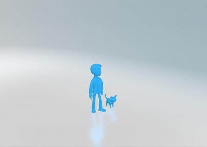 Paint3D-3D图形画笔演示