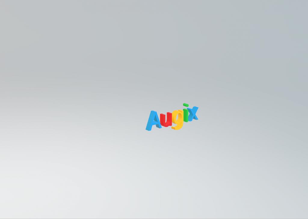 Paint3D-3D文字-预览