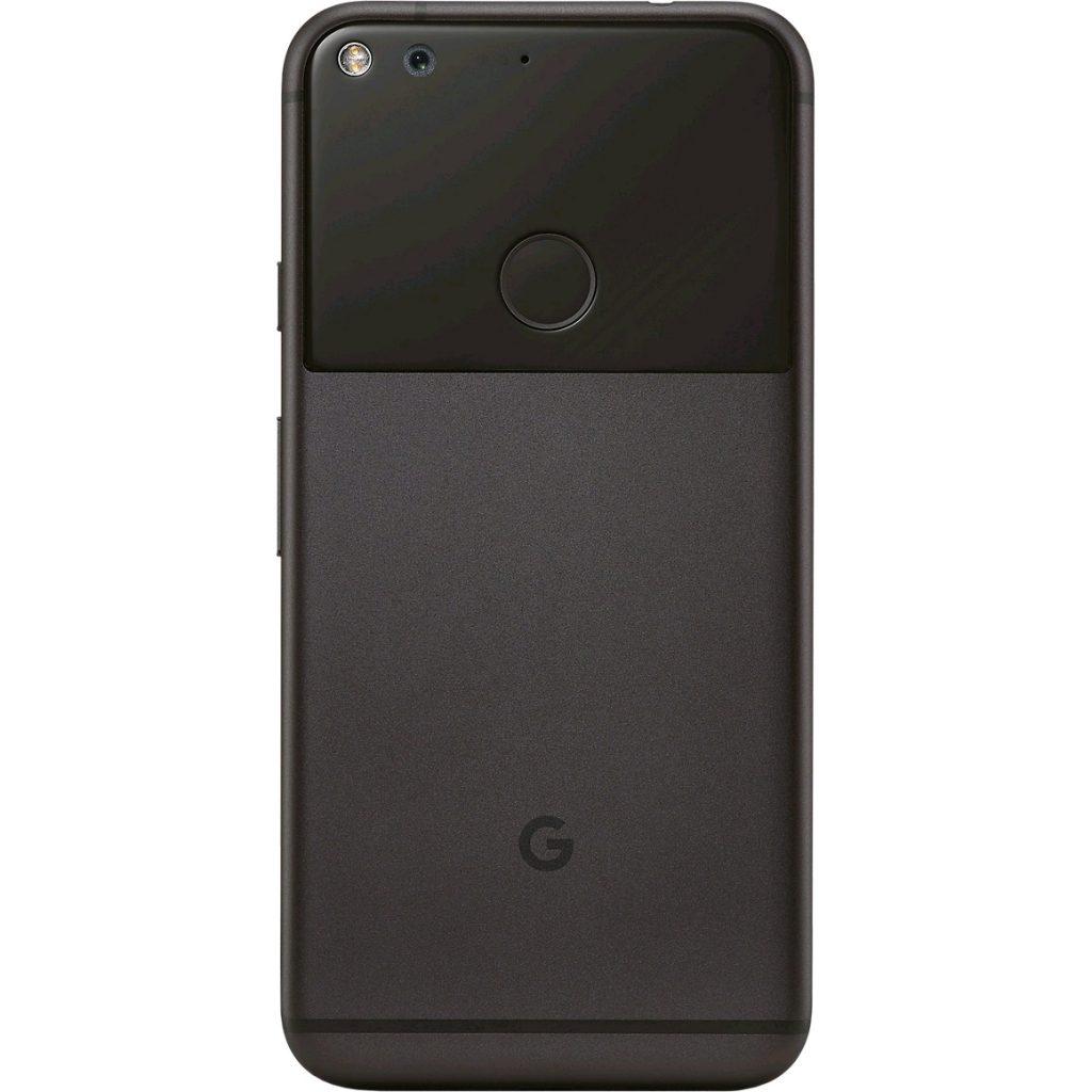 Google Pixel背面
