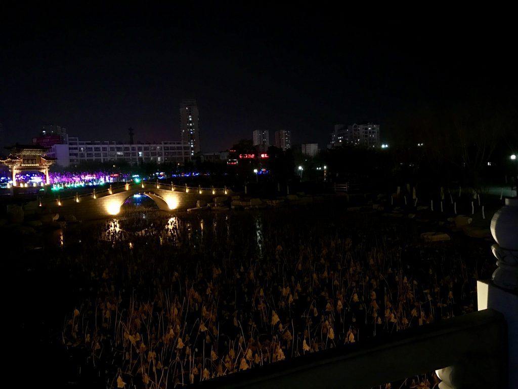 iPhone 7 Plus夜间拍摄样张