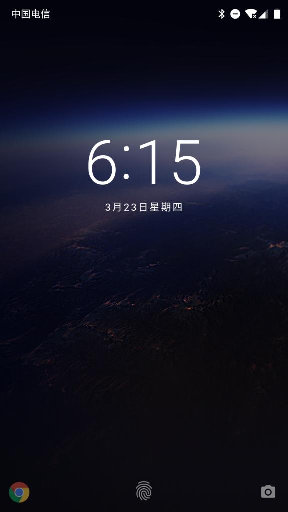 锁定屏幕快捷方式设置2