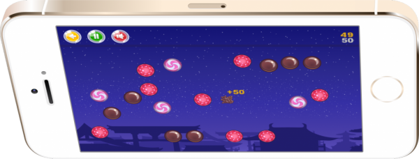 Splinter Sweets(iPhone)
