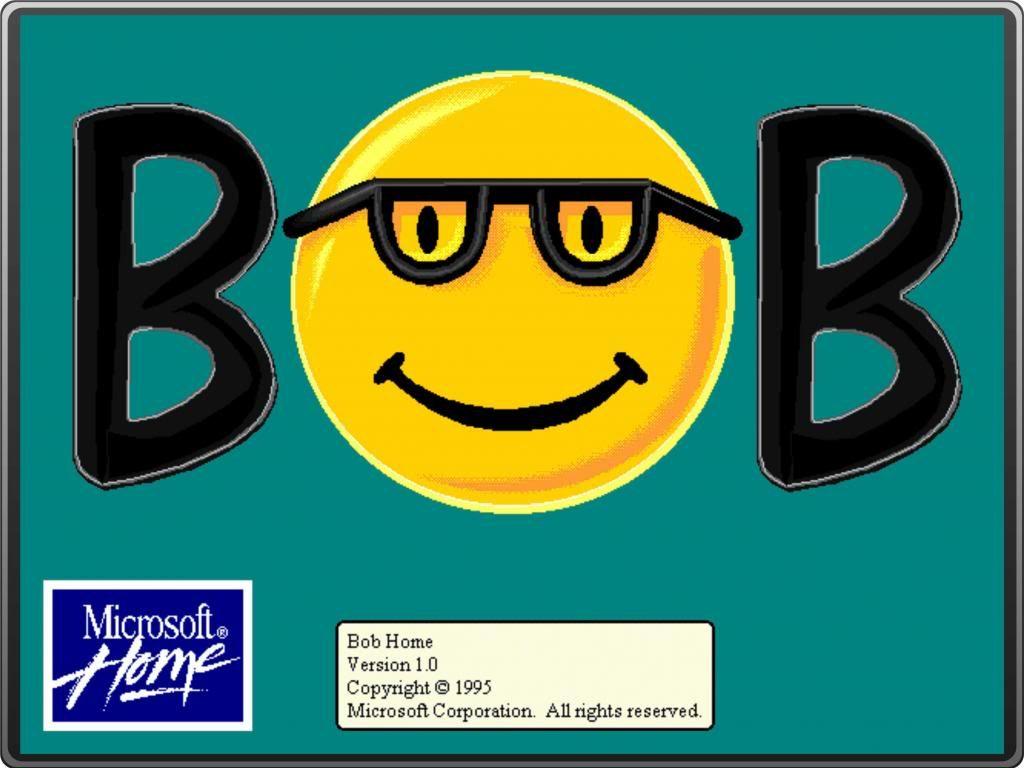 Windows Bob启动屏幕