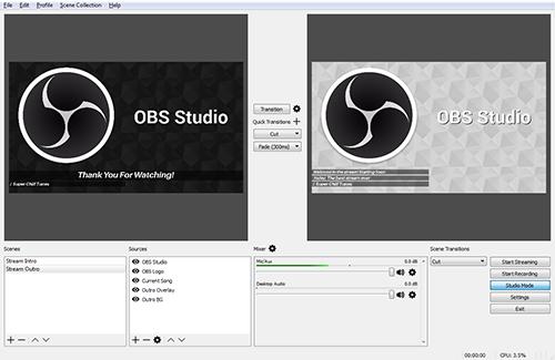 使用OBS在B站直播(Mac平台) | Augix