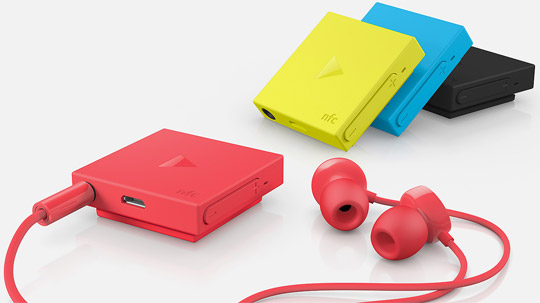 Nokia蓝牙耳机