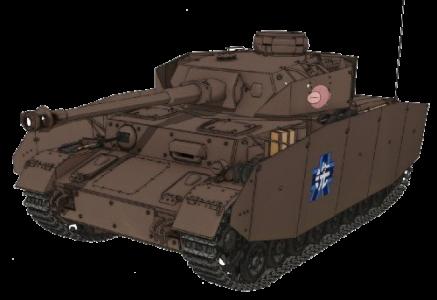 Pzkpfw-Ⅳ型中型坦克