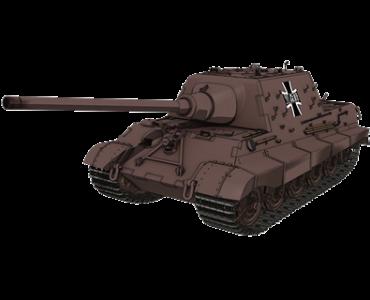 """""""猎虎""""坦克歼击车"""