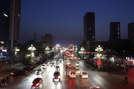 Canon 100D夜拍样张