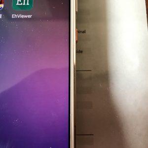 华为P10 Plus屏幕边框厚度