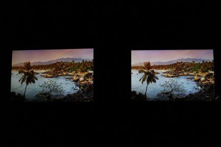 小米6与iPhone 7 Plus屏幕显示效果对比