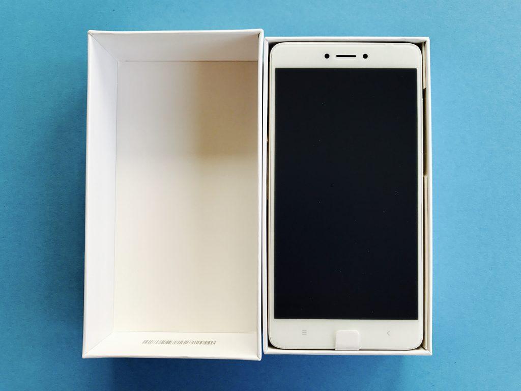 红米Note 4X包装设计