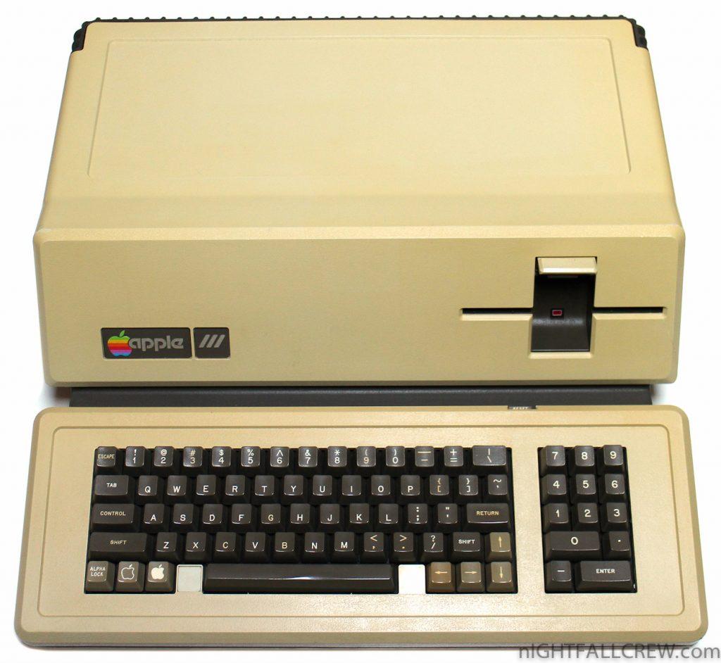 Apple III主机